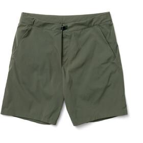 Houdini Wadi Shorts Men, baremark green